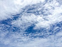 Sky with cloud. Sky summer, Blue Stock Photo