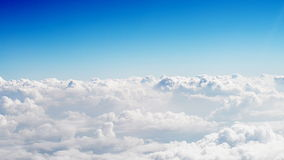 Sky and cloud. stock footage