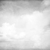Sky with cloud, Royalty Free Stock Photos