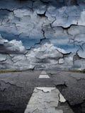Sky, Cloud, Water, Wall Stock Image