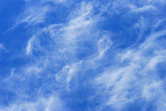Sky & Clouds Royalty Free Stock Photography