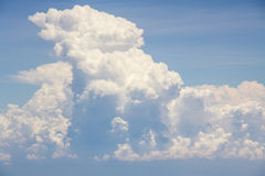 Sky clouds Royalty Free Stock Photos