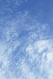Sky and clouds. Royalty Free Stock Image