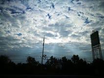 Sky. Clouds&sky beautiful sky Royalty Free Stock Images