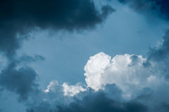 Sky and clouds. Sky  blue  clouds beautiful  nature background  white  beautiful  nature  summer  beauty  light  air  high  weather  climate  cloud  sunny Stock Photo