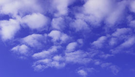 Sky clouds Royalty Free Stock Images