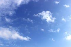 Sky clouds Stock Photo