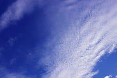 Sky clouds Royalty Free Stock Photos