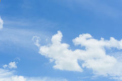 Sky and clouds. Blue sky clouds and skies daytime stock images