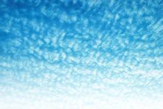 Sky and clouds Stock Photos