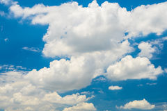Sky and clouds. Sky and cloud daylight,Thailand Stock Photography