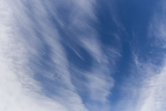 Sky clouds, sky with clouds and sun.  Stock Images