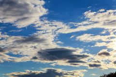 Sky clouds, with  and sun. Sky clouds,sky with clouds and sun sky clouds, blue, background, outdoor, sunlight, natural, white, spring, view, day, sunny, summer royalty free stock photo