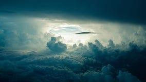 Sky, Clouds, Sunlight, Dark Stock Photos