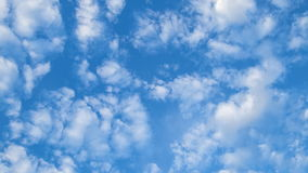 ​ Sky clouds time lapse stock footage