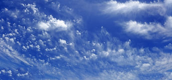 Sky and Cloudscape Royalty Free Stock Photography