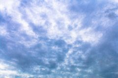 Sky and cloudy to creative for design and decoration isolate royalty free stock photos