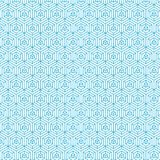 Sky Color Diamond Pattern Background Design. Best of use as a patter, background or texture Royalty Free Stock Images