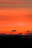 Sky at Dawn Background Royalty Free Stock Photo