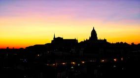 Sky, Dawn, Landmark, City royalty free stock photos
