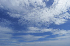 Sky day. Without rain Despite a rainy time Stock Image