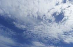 Sky. Day without rain Despite a rainy time Stock Image