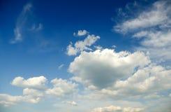 Sky daylight. Royalty Free Stock Photo