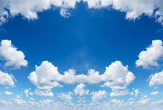 Sky daylight. Royalty Free Stock Images