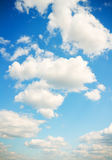 Sky daylight. Stock Images