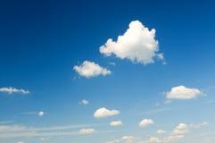 Sky daylight. Royalty Free Stock Photography