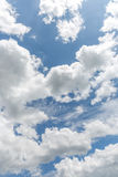 Sky daylight. Natural sky composition Royalty Free Stock Image