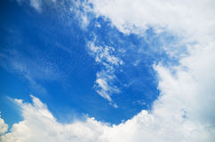 Sky daylight. Natural sky composition. Stock Images