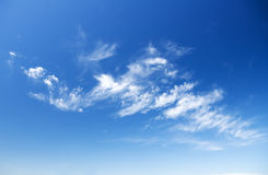 Sky daylight. Natural sky composition. Royalty Free Stock Image