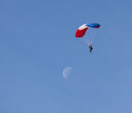 Sky Diving Royalty Free Stock Photo