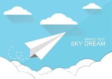 Sky dream Royalty Free Stock Photo