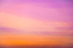 Free Sky During Evening Stock Images - 37856424