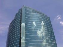 sky för 5 exponeringsglas Arkivfoto