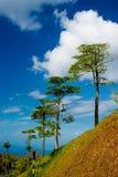 sky för kulllangkawi hav Royaltyfri Bild