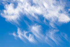 Sky feathers6 Royalty Free Stock Photos