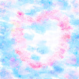 Sky feel love background Stock Photos