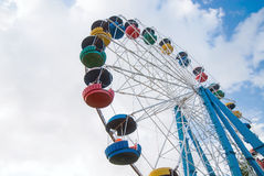 Sky ferris wheel Royalty Free Stock Photography