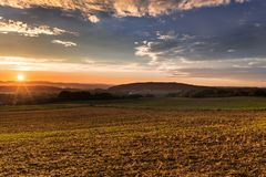 Sky, Field, Grassland, Ecosystem stock photos