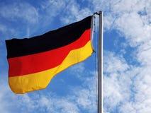 Sky, Flag, Yellow, Cloud royalty free stock image