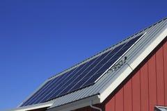 Sky Full Of Solar Royalty Free Stock Image