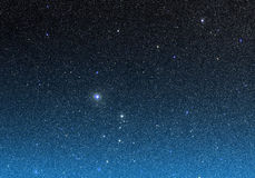 Sky full of stars Royalty Free Stock Image
