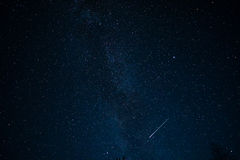 Sky full of stars Royalty Free Stock Images