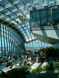 The Sky Garden Stock Photos