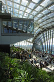 The Sky Garden Stock Photo