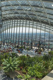 The Sky Garden, 20 Fenchurch Street, London, UK Royalty Free Stock Photography