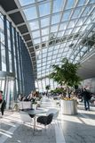 Sky Garden in London City Royalty Free Stock Photography
